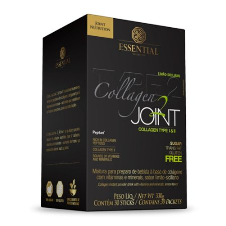 Collagen 2 Joint 30 Sachês Essential Nutrition