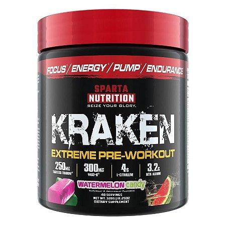 Pré Treino Kraken 320g Sparta Nutrition