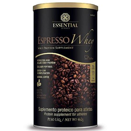 Espresso Whey 462g Essential Nutrition