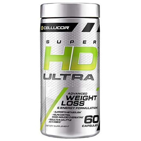 Super HD Ultra 60 Caps Cellucor