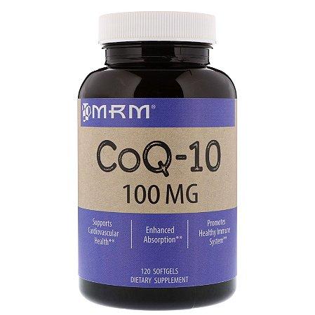 CoQ 10 100mg 10 120 Caps