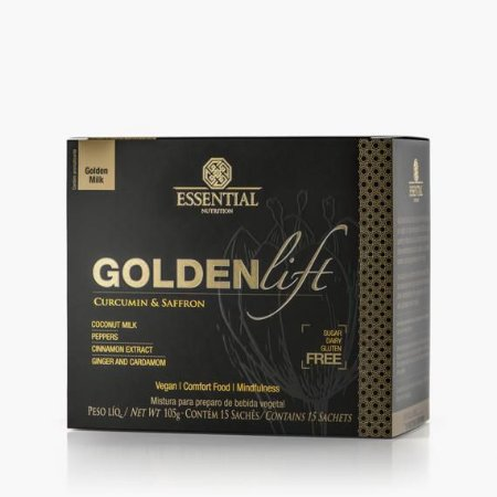 Golden Lift 15 sachês Essential Nutrition