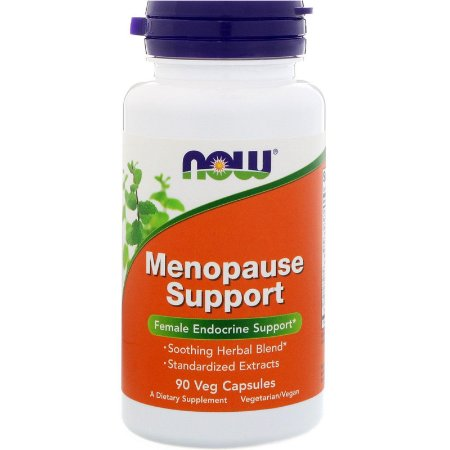 Menopause Support 90 Caps Now Foods