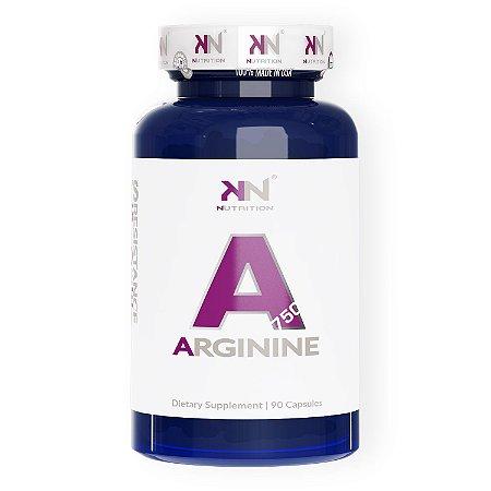 Arginina 750 90 Caps Kn Nutrition