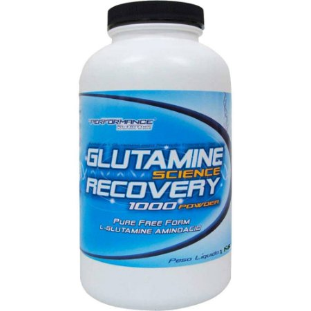 Glutamina Science Recovery 1000g Perfomance Nutrition