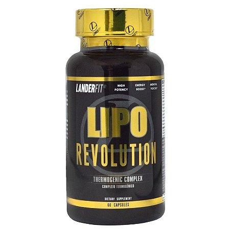 Lipo Revolution 60 Caps Landerfit