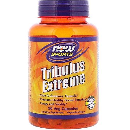 Tribulus Extreme 90 Cápsulas Now Foods
