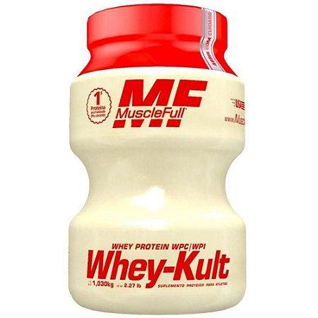 Whey-Kult 1.030g Muscle Full