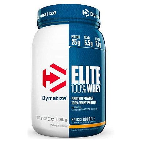 Elite 100% Whey Protein 907g Dymatize Nutrition