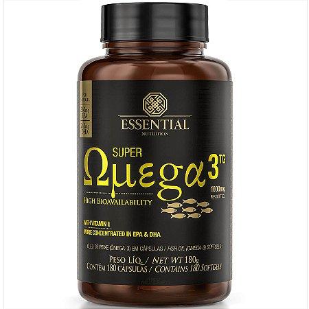 Super Ômega 3 180 Caps Essential Nutrition