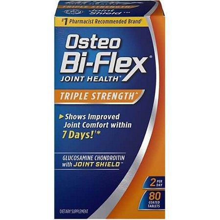 Osteo Bi-Flex Triple Strength 80 Caps