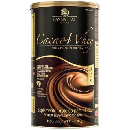 Cacao Whey 900g Essential Nutritiion