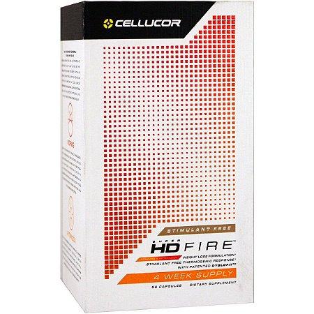 Super HD Fire 56 caps Cellucor