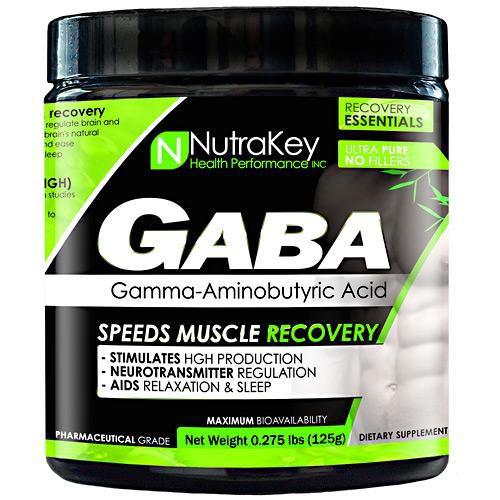 Gaba 125g 42 doses Nutrakey