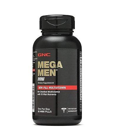 Mega Men Mini 90 Mini Cápsulas GNC