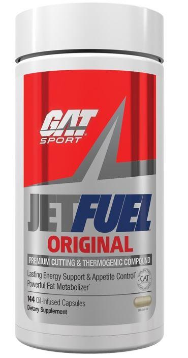 Jet Fuel Original (144 Cápsulas) - GAT