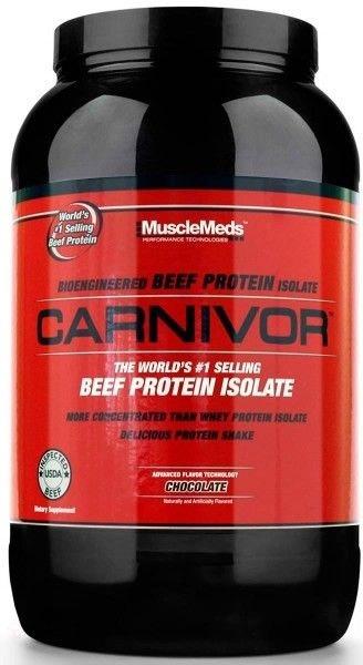 Carnivor 896g - Musclemeds