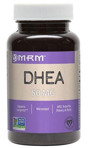Dhea 50mg (90 Cápsulas) - MRM