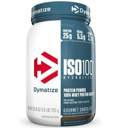 ISO 100 Whey Protein Hidrolisado - Dymatize Nutrition