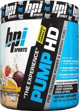 PUMP-HD (330G) - BPI SPORTS