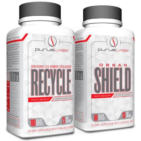 Combo TPC Organ Shield + Recycle - Purus Labs