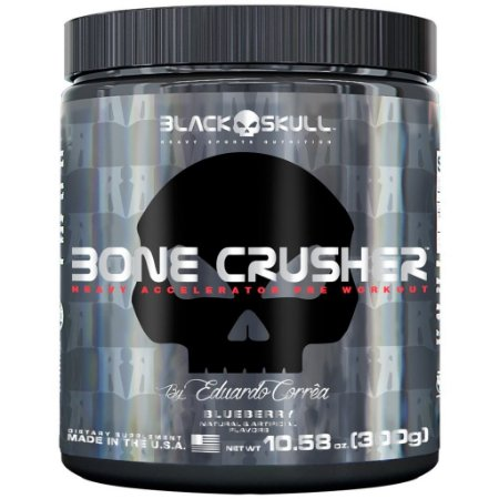 Bone Crusher (60 Doses) - Black Skull