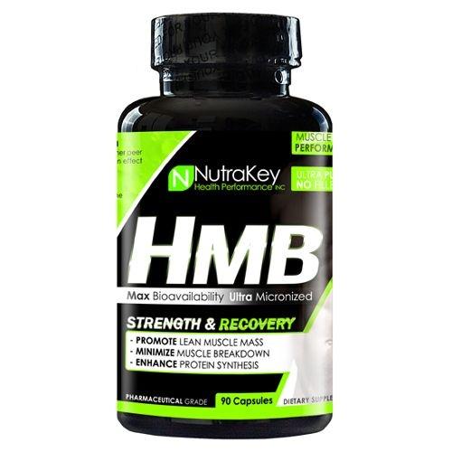 HMB 1000 (90 Cápsulas) - Nutrakey