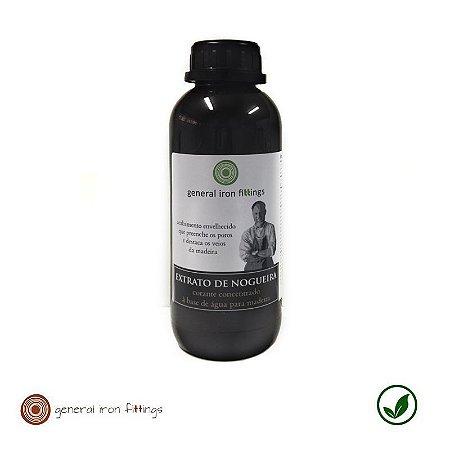 Extrato de nogueira líquido (corante concentrado)