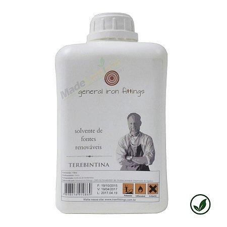 Terebintina (aguarrás vegetal)