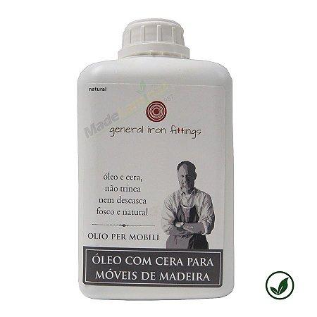 Olio per mobili incolor (óleo e cera)