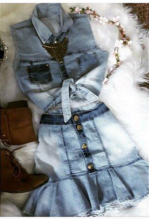 b8cbaf8fe CONJUNTO JEANS K DNWRYUBGQ - Livia Fashion - Atelier de costura ...