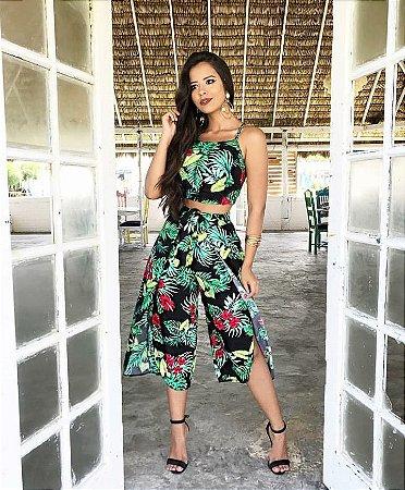 97ae2c9ef8 CONJUNTO PRETO ESTAMPADO K C2PJ2R36K - Livia Fashion - Atelier de ...