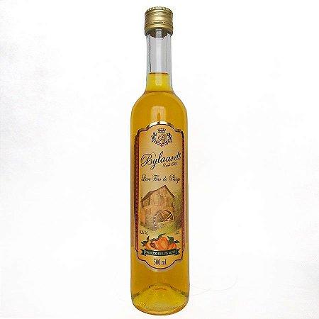 Licor de Pêssego. Bebida Alcoolica Artesanal Bylaard - 500ml