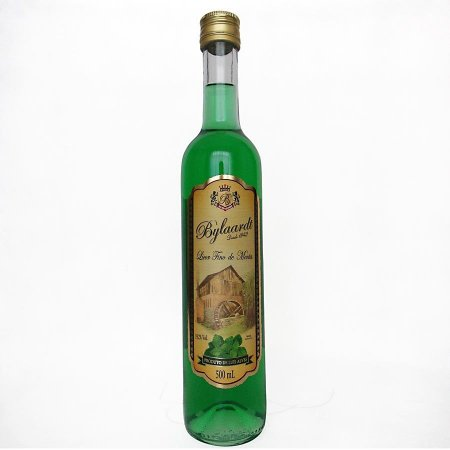 Licor de Menta. Bebida Alcoolica Artesanal Bylaard - 500ml