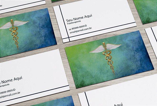 Cartão de Visita Médico M0001