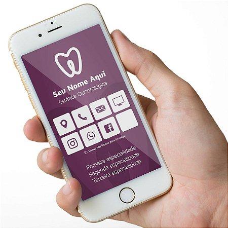 Cartão Virtual Dentista M0004