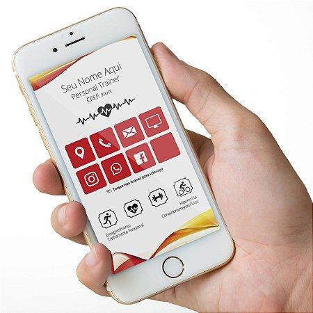 Cartão Virtual Personal Trainer M0001