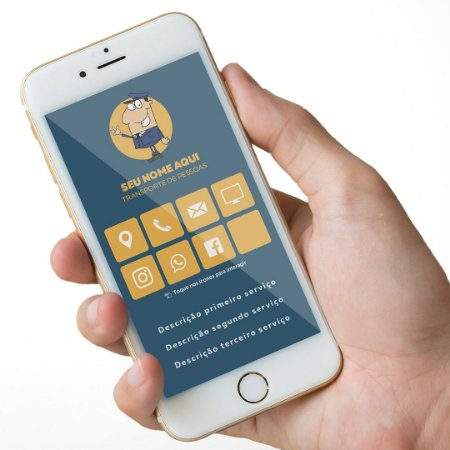 Cartão Virtual Táxi Econômico M0002