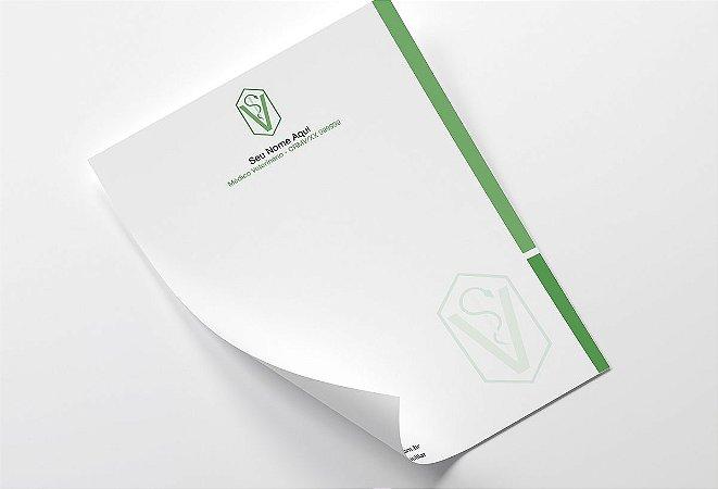 Receituário Veterinário M0004