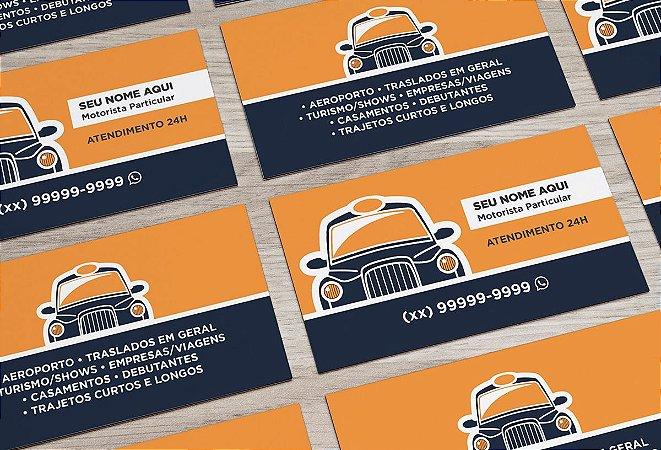 Cartão de Visita Motorista Particular M0003