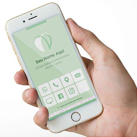 Cartão Virtual Dentista M0008