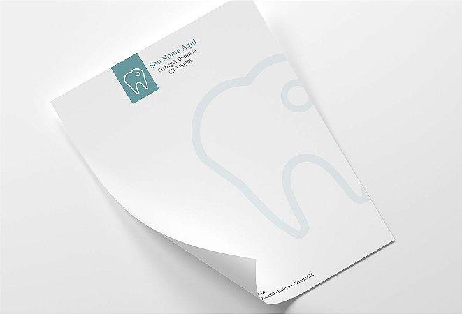 Receituário Dentista M0010