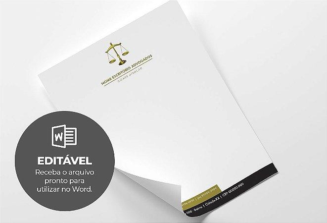 Petição Eletrônica Advogado M0003