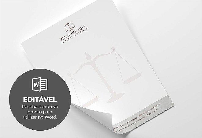 Petição Eletrônica Advogado M0033