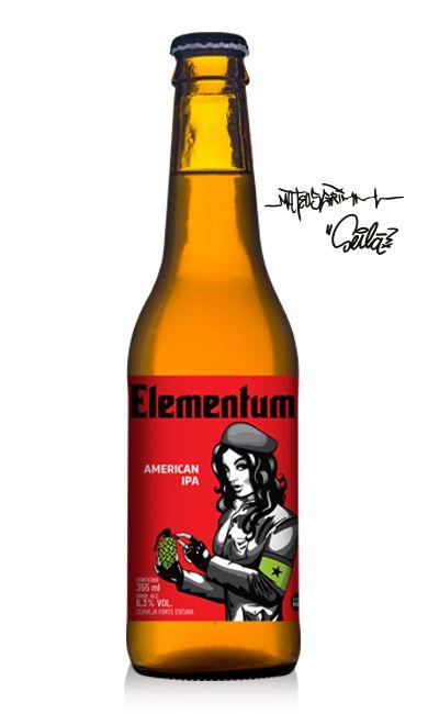 Hops Revolution - American IPA - 355 ml - Elementum