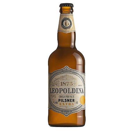 Pilsner Extra - 500 ml - Leopoldina