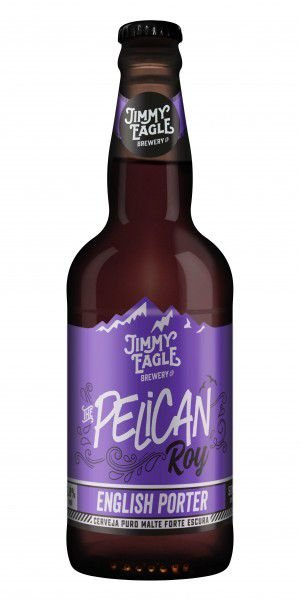 Pelican Roy - English Porter - 500 ml - Jimmy Eagle