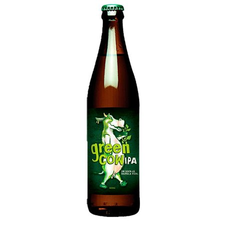 Green Cow - American IPA - 500 ml - Seasons