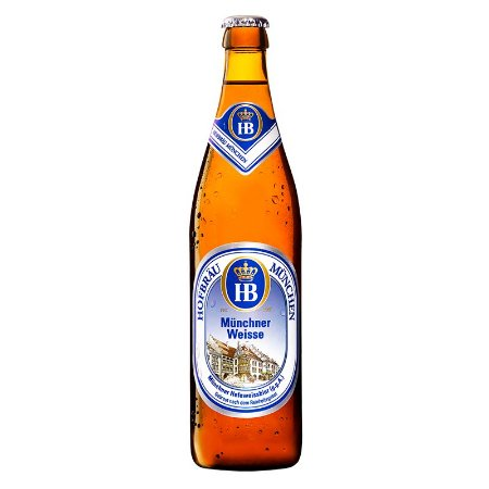 Munchner Weisse - Weiss - 500 ml - Hofbrau