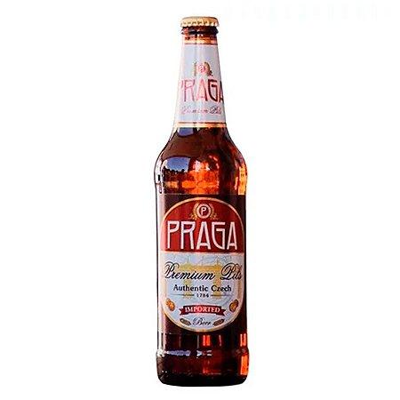 Praga Premium Pils - Bohemian Pilsner - 500 ml